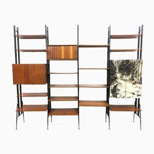 Vintage Italian Shelf, 1960s