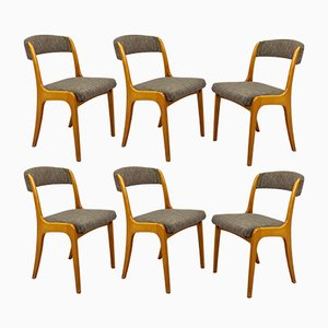 Vintage Gondola Dining Chairs by Joamin Baumann for Baumann, Set of 6