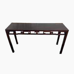 Table Console d'Époque Laquée, Chine, années 1800