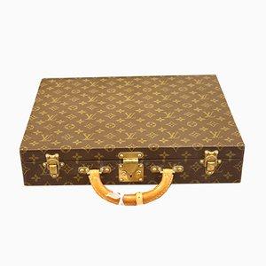 Baúl vintage de Louis Vuitton
