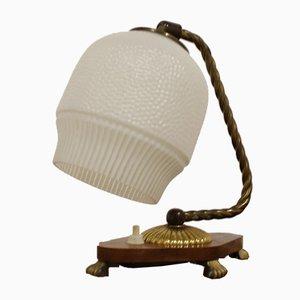 Kleine Art Déco Tischlampe, 1930er