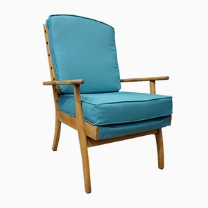 Beech Model PK 725 Armchair from Parker Knoll, 1960s