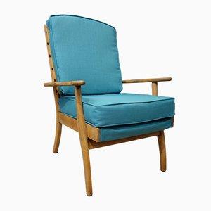 PK 725 Armlehnstuhl aus Buche von Parker Knoll, 1960er