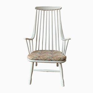 Schwedischer Armlehnstuhl von Lena Larsson für Nesto, 1960er