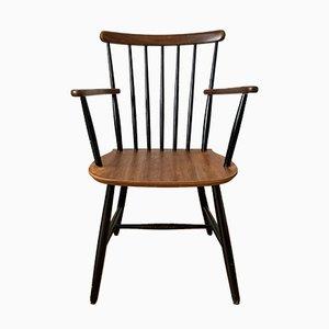 Wooden Armchair from Billund, 1960s