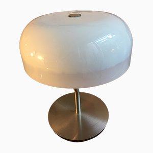 Lámpara de mesa vintage de Giotto Stoppino para Valenti Luce, años 70