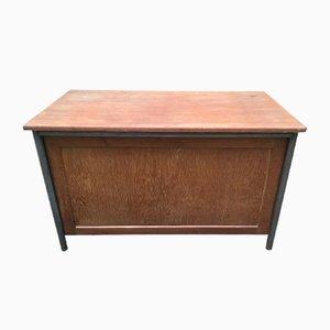 Mid-Century Modell Surveillant Schreibtisch von Jean Prouvé, 1950er