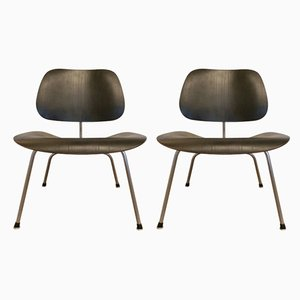 Model LCM Lounge Chairs by Charles & Ray Eames for Herman Miller, 1970s, Set of 2