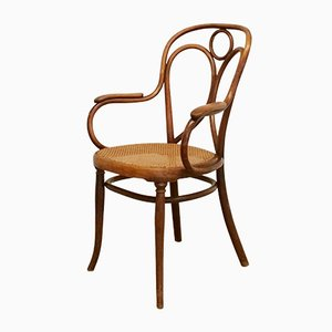 Antiker Nr.19½ Beistellstuhl von Thonet, 1900er