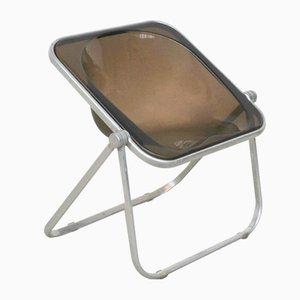 Model Plona Lounge Chair by Giancarlo Piretti for Castelli / Anonima Castelli, 1960s