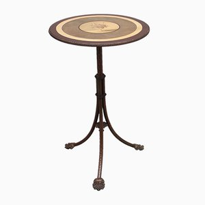 19th Century Brass Side Table