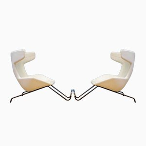 Armchairs by Alfredo Häberli for Moroso, 2000s, Set of 2