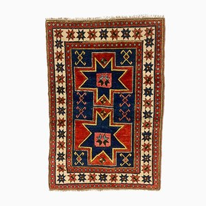 Vintage Turkish Tribal Rug, 1970s