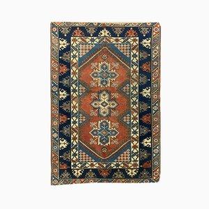 Türkischer Vintage Tribal Teppich, 1980er