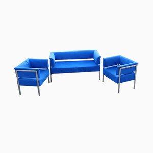 Deutsche Vintage Sessel & Sofa Set von Kohl, 1990er