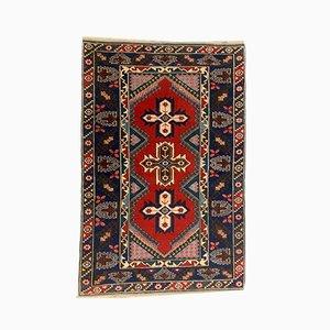 Türkischer Vintage Teppich, 1980er