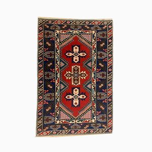 Vintage Turkish Tribal Rug, 1980s