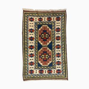Tapis Tribal Vintage, Turquie, années 80