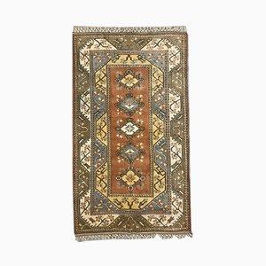 Türkischer Vintage Milas Teppich, 1980er
