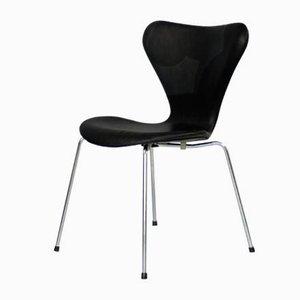 Chaise de Salle à Manger Series 7 Mid-Century par Arne Jacobsen pour Fritz Hansen