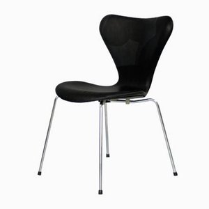 Mid-Century Series 7 Dining Chair by Arne Jacobsen for Fritz Hansen