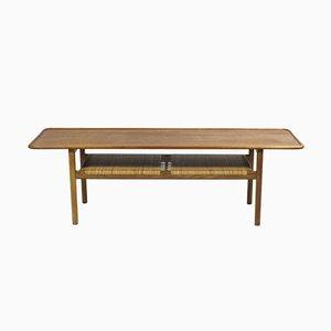 Table Basse Modèle AT-10 par Hans J. Wegner pour Andreas Tuck, années 50