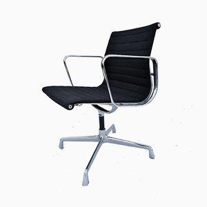 Chaise d'Appoint Modèle EA 108 Mid-Century par Charles & Ray Eames pour Herman Miller, années 70
