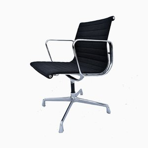 Mid-Century Model EA 108 Side Chair by Charles & Ray Eames for Herman Miller, 1970s