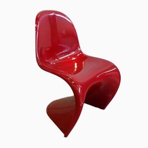 Chaise de Salle à Manger par Verner Panton pour Horn Collection, 1984