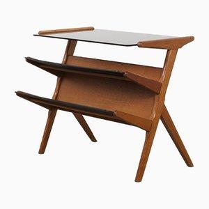 Table d'Appoint Vintage par Cees Braakman pour Pastoe, Pays-Bas, années 60