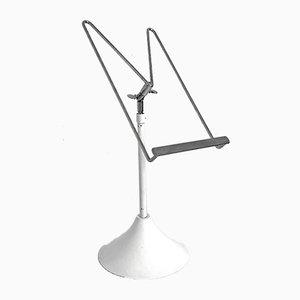 Schreibtisch aus Metall, 1950er