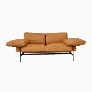 2-Sitzer Sofa von Antonio Citterio für B & B Italia / C & B Italia, 1979