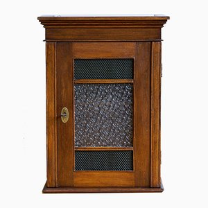 Small Antique Wall Unit, 1910s