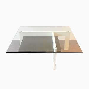 Dutch Model LTG Coffee Table by Sjaak Spoorendonk for Castelijn, 1980s