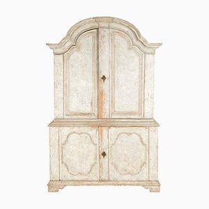 18th Century Baroque Style Swedish Cabinet