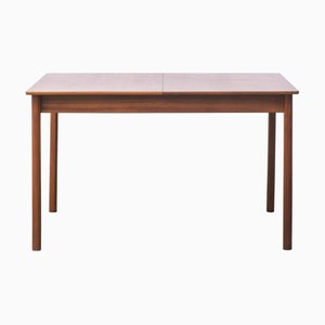 Mid-Century Extendable Teak Dining Table from McIntosh