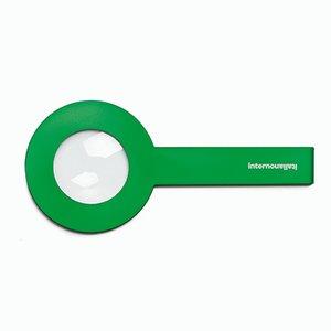 STRA Lupe in Grün von Giulio Lacchetti für Internoitaliano