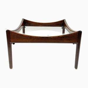 Rosewood Coffee Table by Kristian Vedel, 1960s