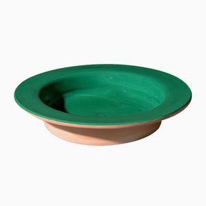 Novi Centerpiece in Green by Mairo Scairato for Internoitaliano