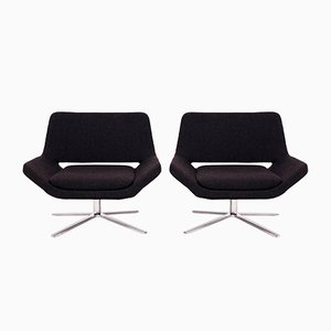 Lounge Chairs by Jeffrey Bernett for B&B Italia / C&B Italia, 2002, Set of 2