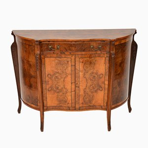 Burr Walnut Sideboard, 1920s