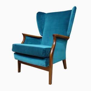 Wingback Armchair by Parker Knoll, 1960s