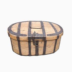 Caja sueca antigua