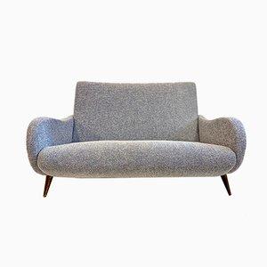 Kleines italienisches Mid-Century Sofa, 1950er