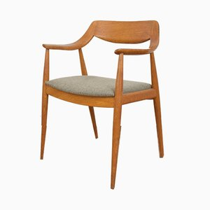 Mid-Century Oak Side Chair from Casala, 1960s