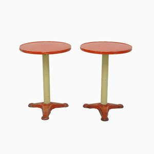 Side Tables, 1950s, Set of 2