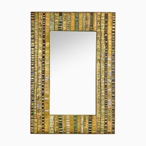Murano Glass & Mosaic Mirror by Dusciana Bravura