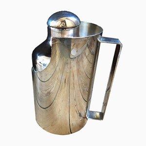 Mid-Century Silver Thermos