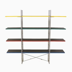 Freestanding Shelving Unit by Niels Gammelgaard for Ikea, 1980s