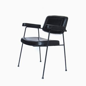 Model CM197 Dining Chair by Pierre Paulin for Thonet, 1950s